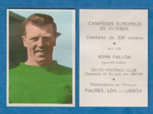 Glasgow Celtic John Fallon 170